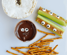 Cute and easy Halloween food ideas