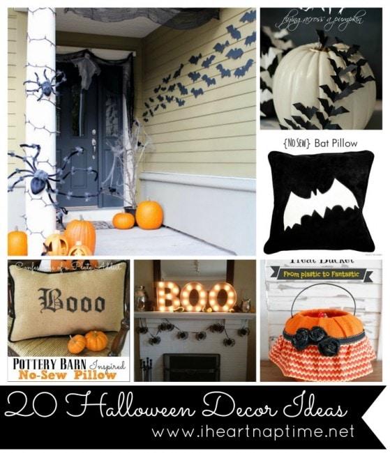 20 Halloween Decor Ideas