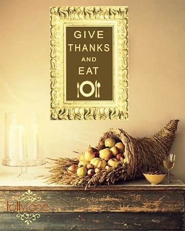 50 BEST Thanksgiving Printables 30