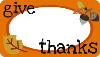50 BEST Thanksgiving Printables 36