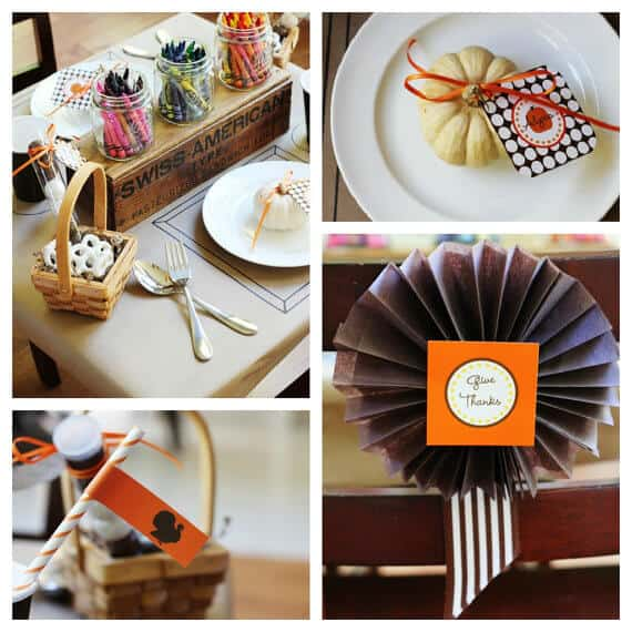 50 BEST Thanksgiving Printables 45