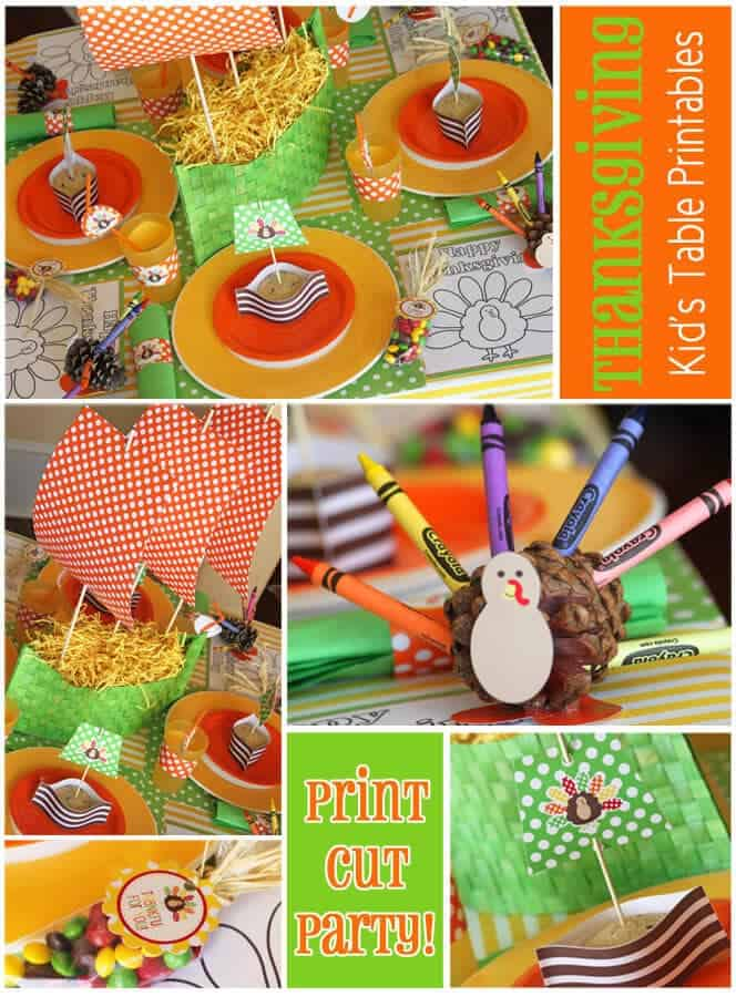 50 BEST Thanksgiving Printables 47