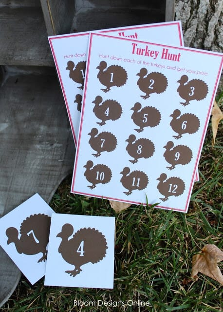 50 BEST Thanksgiving Printables 5