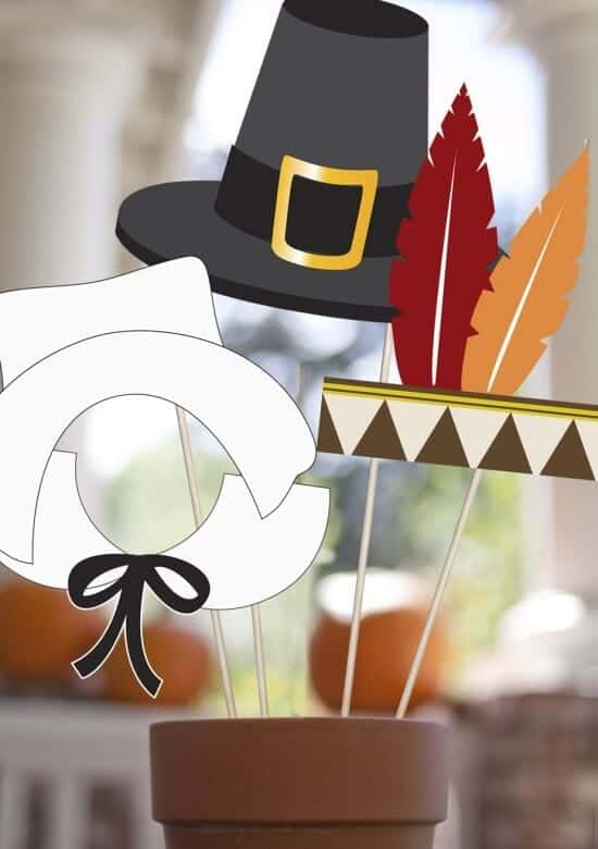 50 BEST Thanksgiving Printables 8