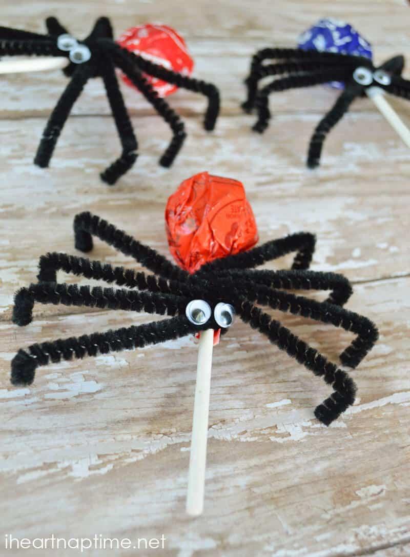 Spider Suckers
