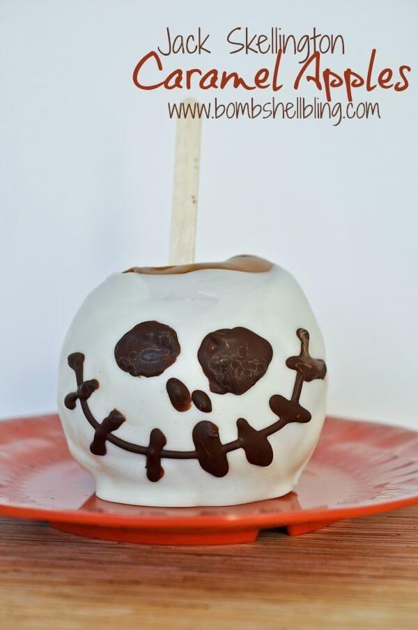 Jack-Skellington-Caramel-Apples-from-Bombshell-Bling