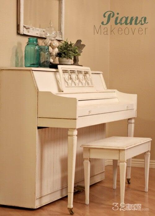 Piano Makeover