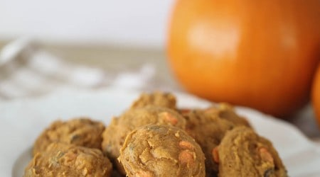 Pumpkin pudding cookies on iheartnaptime.com #pumpkin #recipes