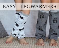 Easy Legwarmers Tutorial