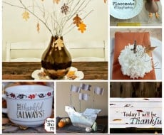 20 Thanksgiving Ideas