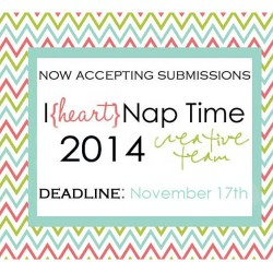 2014 I Heart Nap Time Creative Team