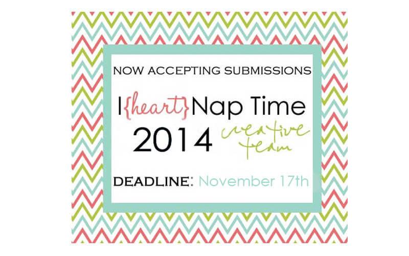 2014 I Heart Nap Time Creative Team