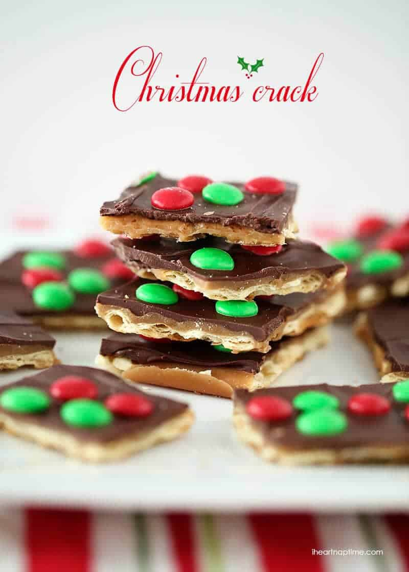 Chocolate Saltine Toffee Aka Christmas On Iheartnaptime Seriously Addicting And
