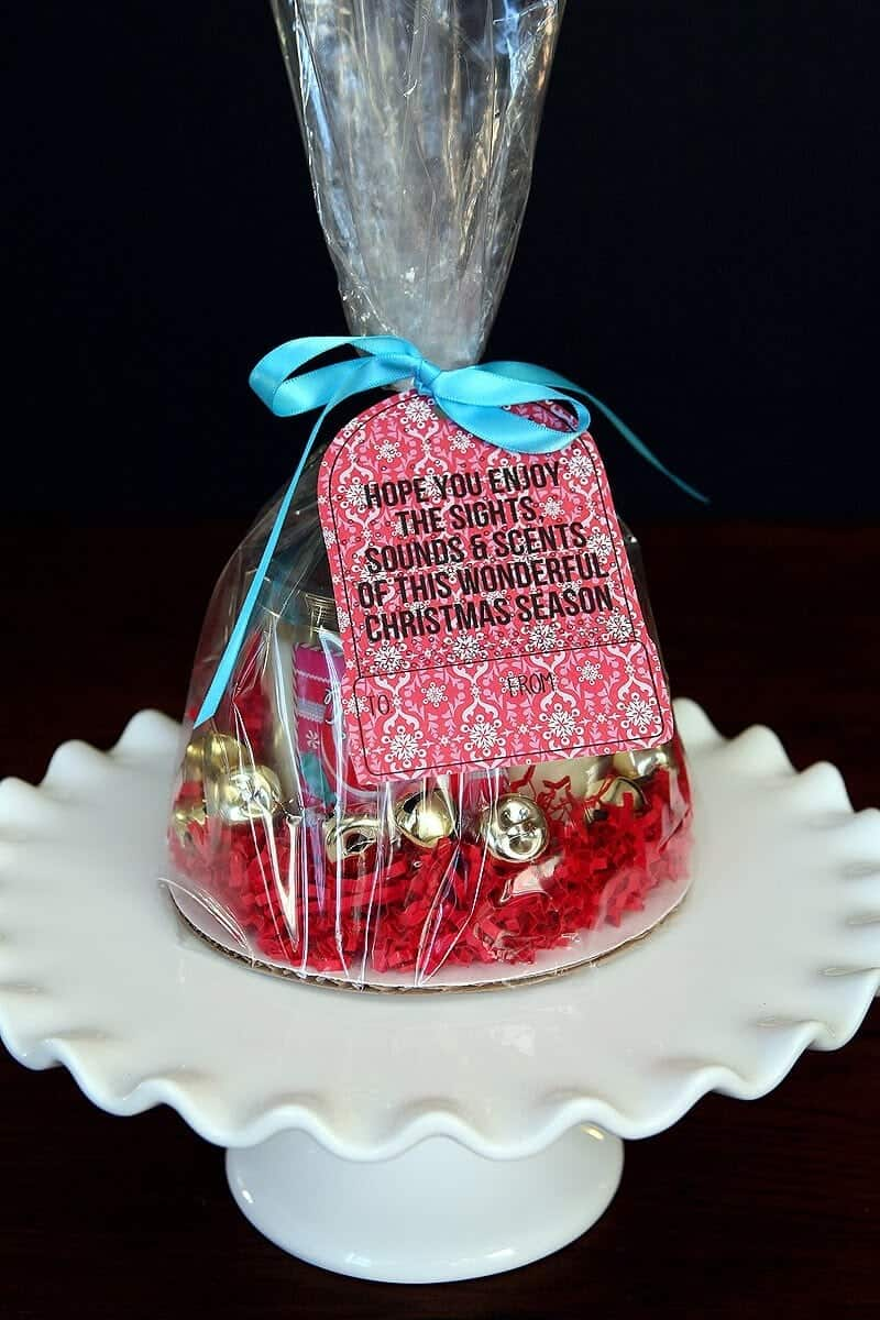 101 inexpensive handmade christmas gifts on iheartnaptimecom gift bag idea