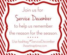 Service December