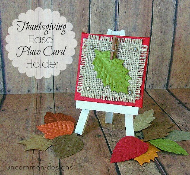 18 Wood And Leaf Decor Ideas Link Party Features I