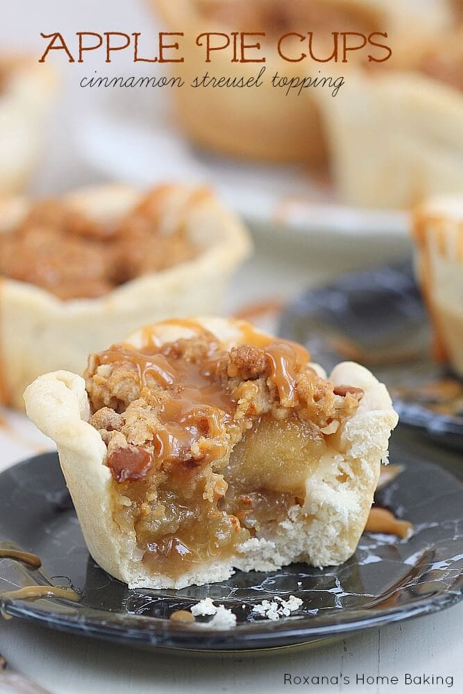 apple pie cups