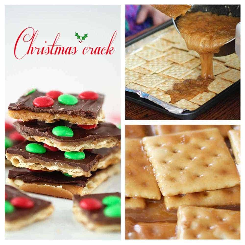 White Chocolate Christmas Crack Recipe.Best Christmas Crack Toffee Recipe Only 15 Mins I Heart