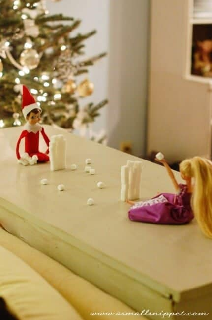 50+ elf on the shelf ideas  on iheartnaptime.com