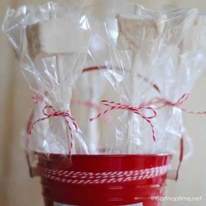 homemade hot cocoa kits