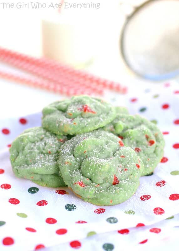 traditional christmas cookies