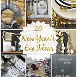 20 New Year's Eve Ideas