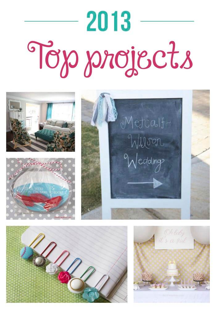 2013 top projects on iheartnaptime.com