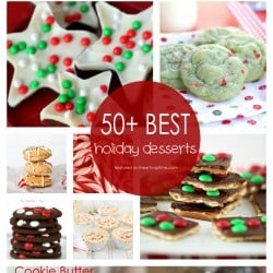 50 best holiday desserts on iheartnaptime