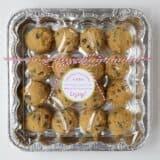cookie dough christmas gift idea