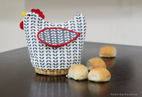 DIY Bread Box Cover
