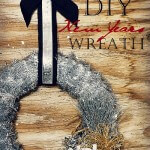 DIY NYE Wreath