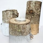 Paint-Dipped-Log-Candle-Holders-2