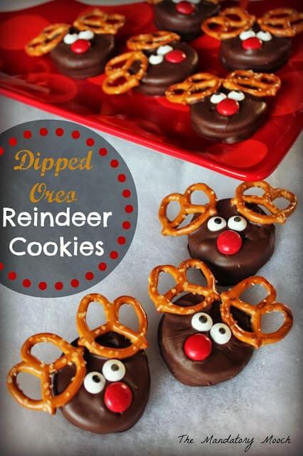 Reindeer Cookies mand mooch