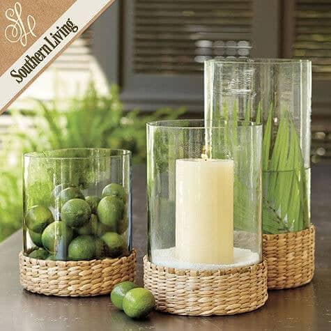 DIY Ballard Inspired Vases