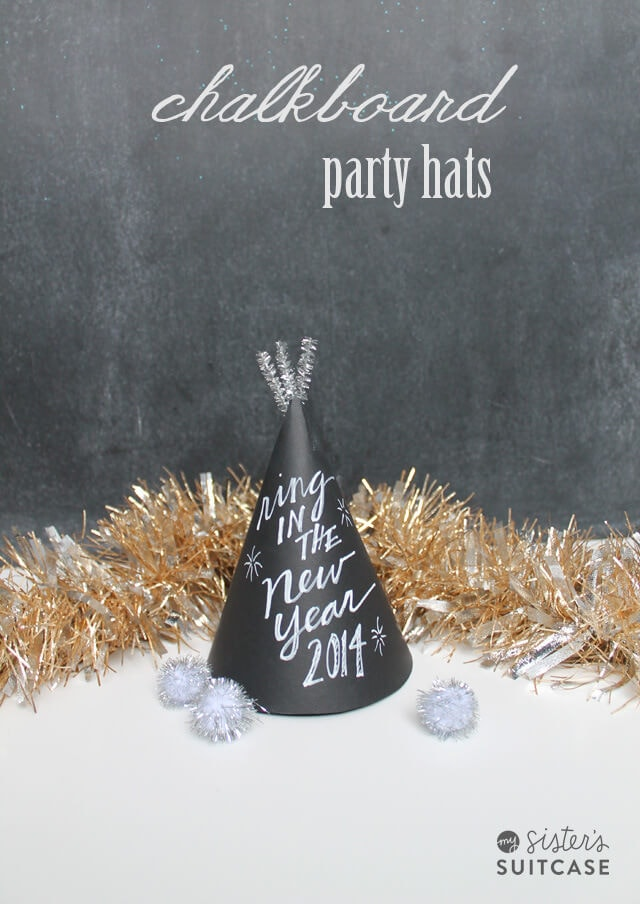 chalkboard_party_hat
