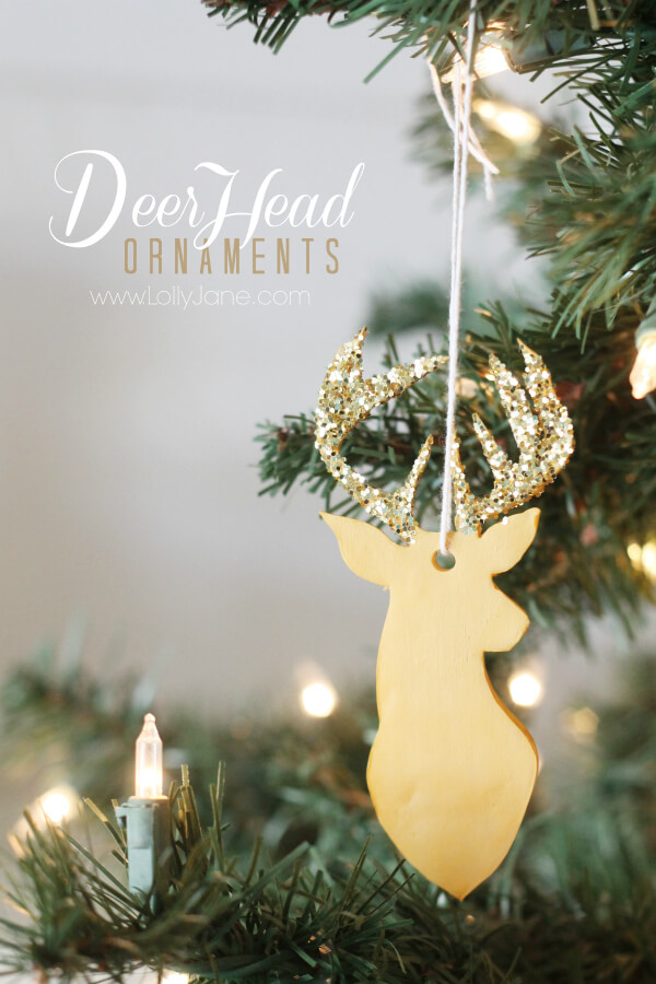 clay-deer-head-ornaments