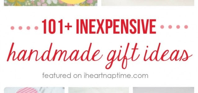 DIY Gift Ideas  - Magazine cover