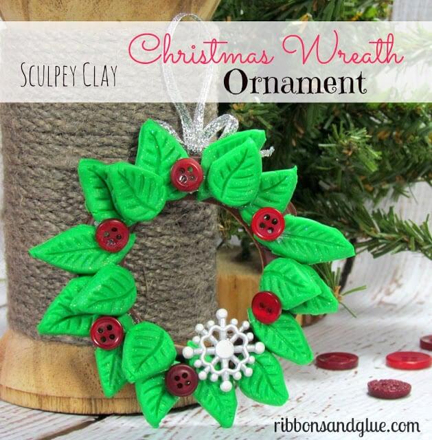 sculpey ornament