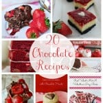 20 Chocolate Recipes from I Heart Nap Time