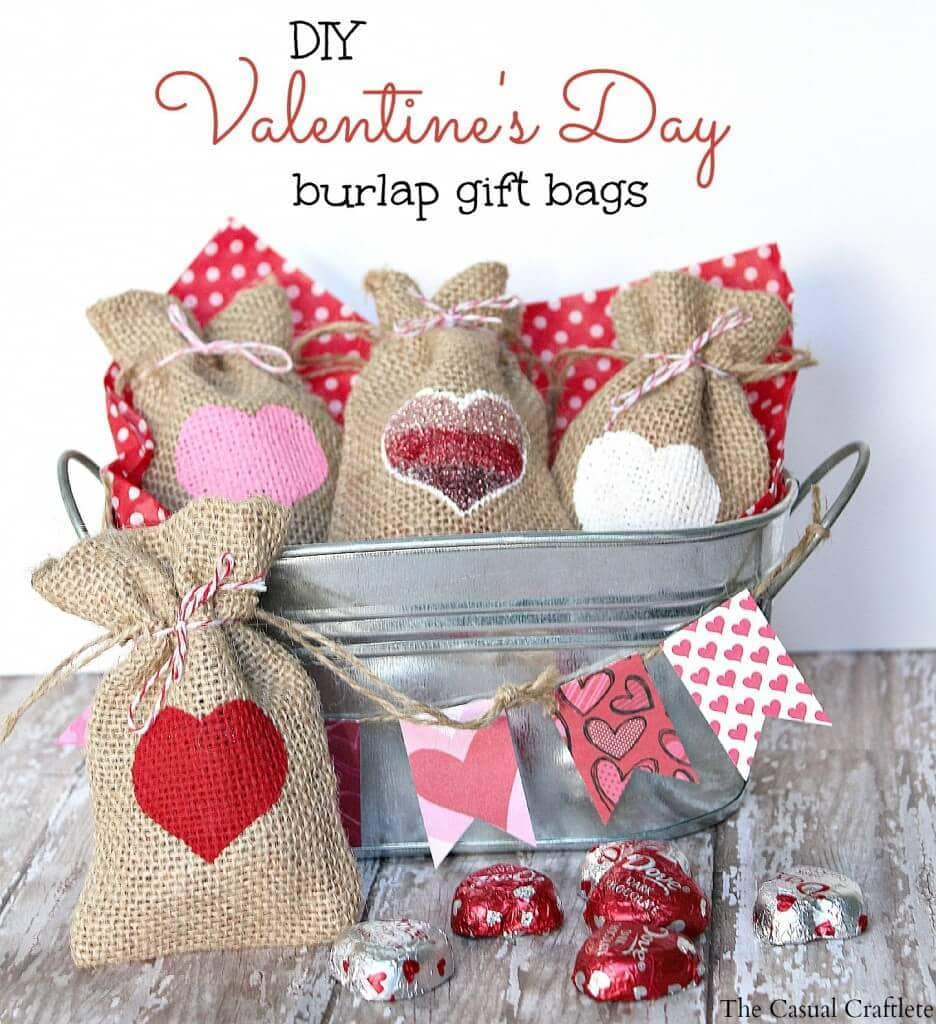 20 Handmade Valentine's Ideas {Link Party Features}