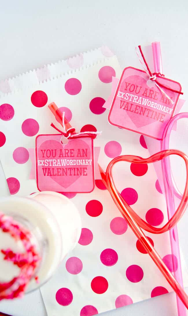 You are an exstrawordinary valentine free printable i for Things to do on valentine s day near me
