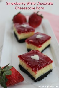 Strawberry-White-Chocolate-Cheesecake-Bars