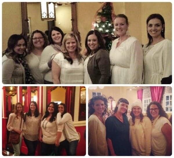 The Glitter Academy's December Event