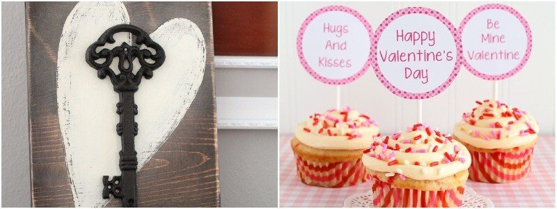 Valentine-inspired projects from Love Grows Wild