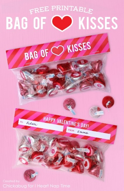 20 Handmade Valentines I Heart Nap Time