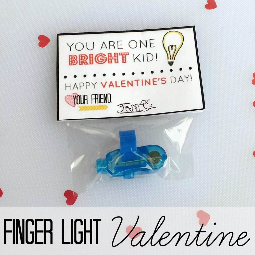finger light valentine