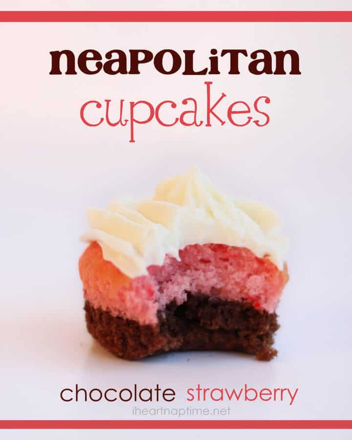 Top 50 Valentine Desserts on iheartnaptime.com