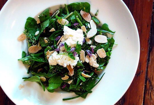 Spring Salads: 16 Great Healthy Recipes (Part 2)