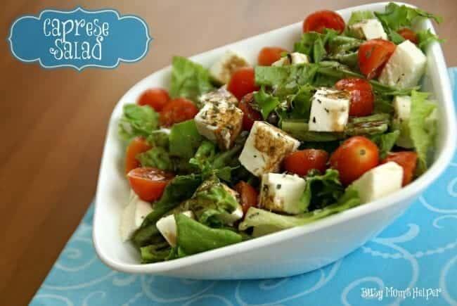 Caprese Salad 2