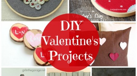 DIY Valentine's Projects